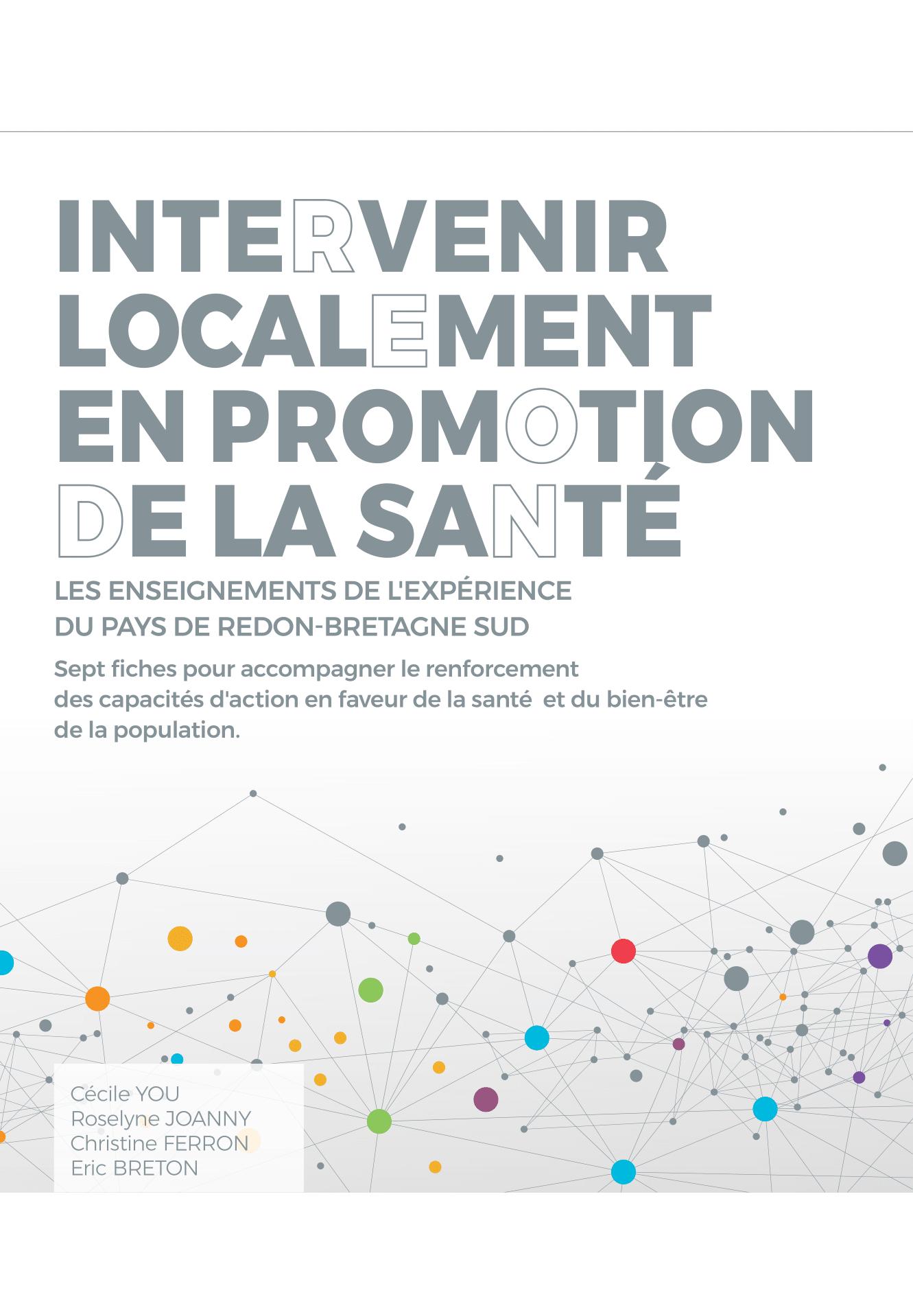 Intervenir localement en promotion de la santé : les enseignements de l'expérience du Pays de Redon-Bretagne Sud